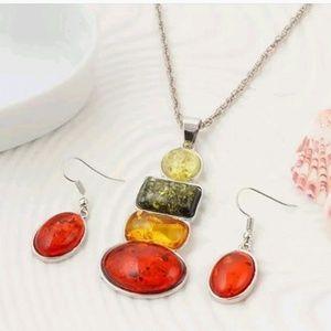 Jewelry - Statement jewelry set